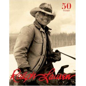 Ralph Lauren: Revised and Expanded Anniversary Edition (Hardcover)